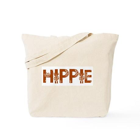 Vintage Hippie Tote Bag