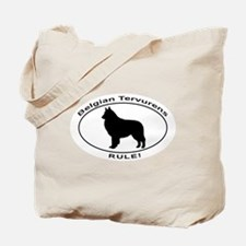 BELGIAN TERVURENS RULE Tote Bag