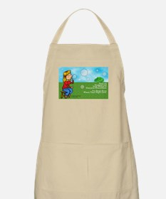 Bubbles Apron
