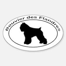 BOUVIER DES FLANDRES Decal