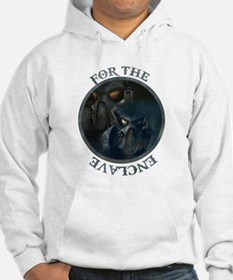 For the Enclave Jumper Hoody