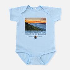 Funny National park Infant Bodysuit