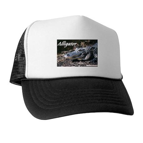 Alligator Trucker Hat