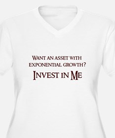 Exponential Growth T-Shirt
