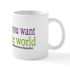 Gandhi Quote Mug