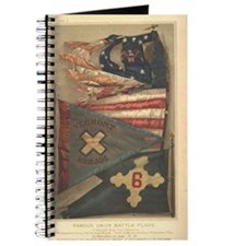 Mary A. Livermore Flag Plate I Journal