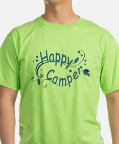 Funny Happy campers T-Shirt