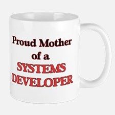 Proud Mother of a Systems Developer Mugs
