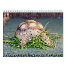 The Happy Dragon Reptile Wall Calendar