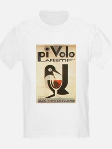 Vintage poster - Pivolo Aperitif T-Shirt