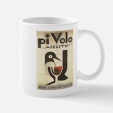 Vintage poster - Pivolo Aperitif Mugs