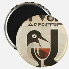Vintage poster - Pivolo Aperitif Magnets