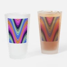 Unique Navy band Drinking Glass