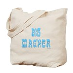 Big Macher Tote Bag