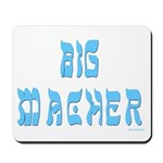 Big Macher Mousepad