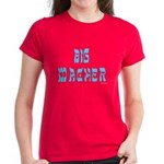 Big Macher Women's Dark T-Shirt