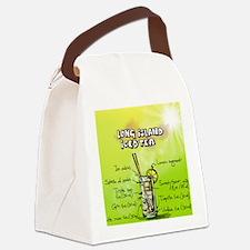 Cute Tea Canvas Lunch Bag