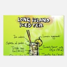 Funny Tea Postcards (Package of 8)