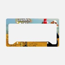 Cute Mama License Plate Holder