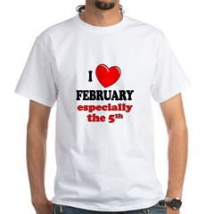February 5th Shirt