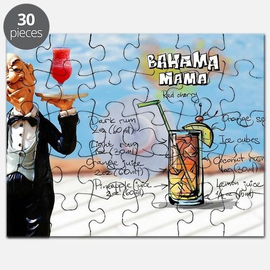 Black butler Puzzle