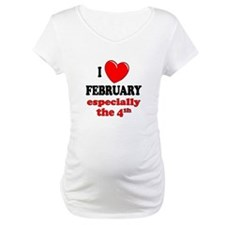 February 4th Shirt