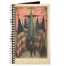 Mary A. Livermore Flag Plate Journal