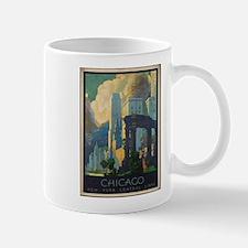 Vintage poster - Chicago Mugs