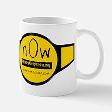 Nerds of Wrestling Logo Mugs