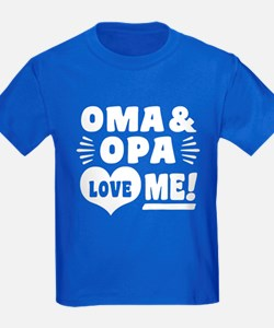 Oma and Opa Love Me T