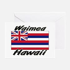 Waimea Hawaii Greeting Cards (Pk of 10)