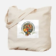 Unleash the Hounds Training Center Tote Bag