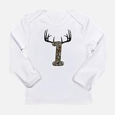 Hunting First Birthday Long Sleeve T-Shirt