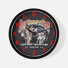 Jon Oliva's Pain Wall Clock