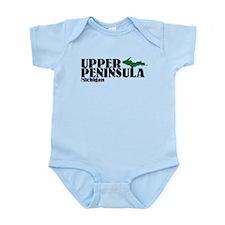 Upper Peninsula Infant Bodysuit