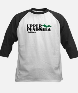 Upper Peninsula Kids Baseball Jersey