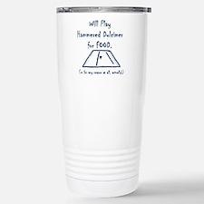 Funny Hammered dulcimer Travel Mug
