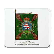 Regiment Prinz Carl Leibfahne Mousepad