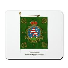 Regiment Prinz Carl Kompaniefahnen Mousepad