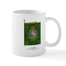 Regiment Prinz Carl Kompaniefahnen Mug