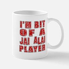 I'm Bit Of Jai Alai Player Mug