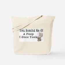 Remind me Tote Bag