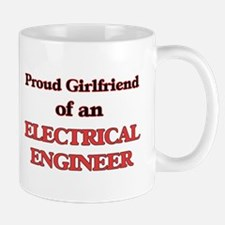 Proud Girlfriend of a Electrical Engineer Mugs