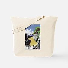 Vintage Great Western Railway Tote Bag