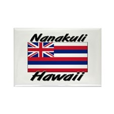 Nanakuli Hawaii Rectangle Magnet