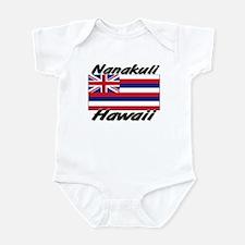 Nanakuli Hawaii Infant Bodysuit