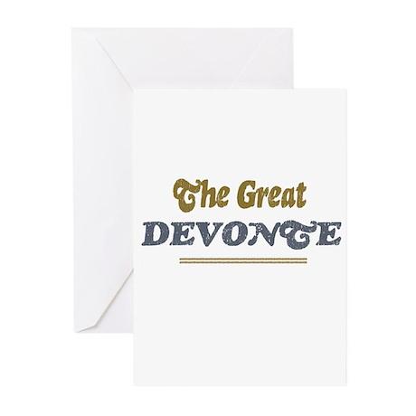 Devonte Greeting Cards (Pk of 10)