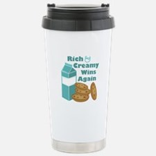 Rich & Creamy Travel Mug