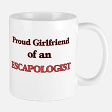 Proud Girlfriend of a Escapologist Mugs