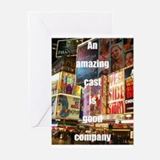 Cute Broadway Greeting Cards (Pk of 10)
